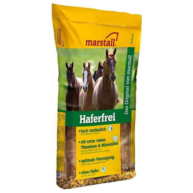 Univerzálne müsli pre kone Marstall Haferfrei