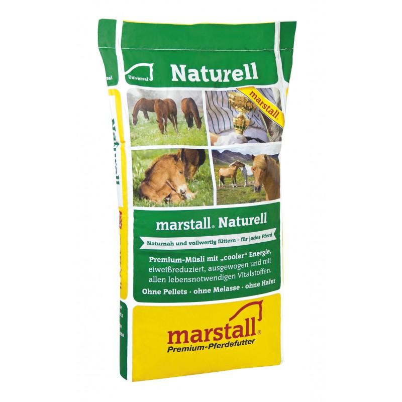 Müsli pre citlivé kone Marstall Naturell