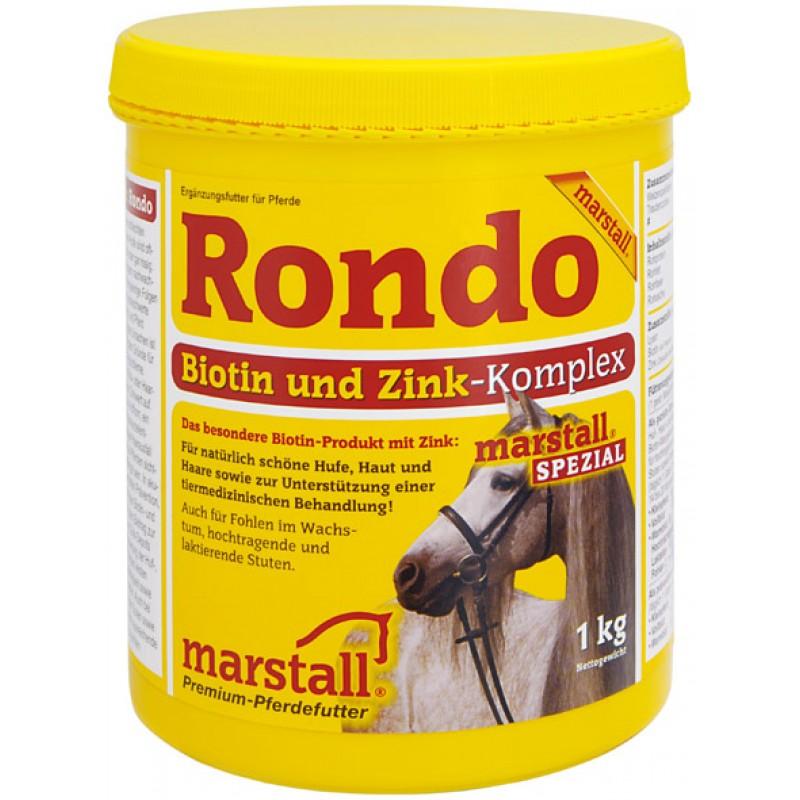 Biotín pre kone Marstall Rondo