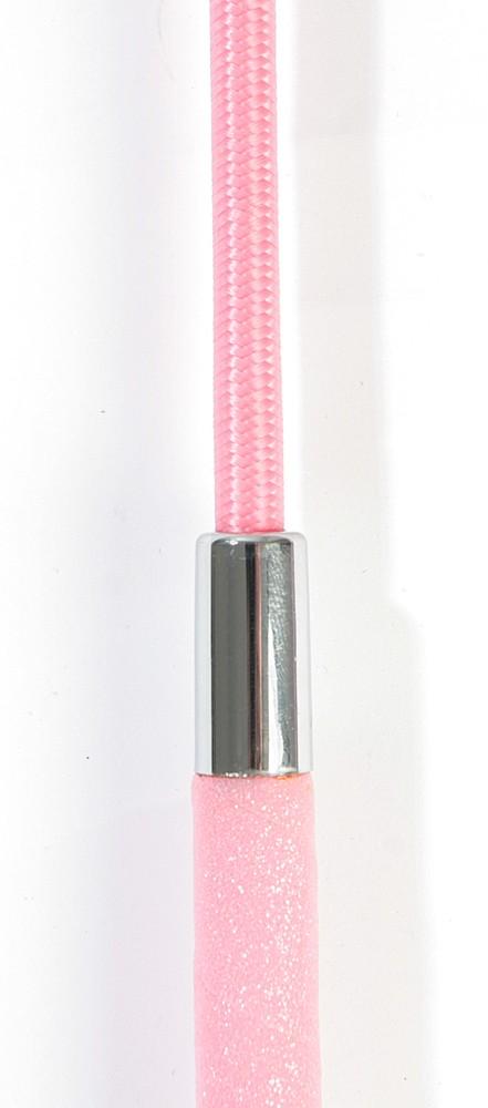 Drezúrny bičík - ružový