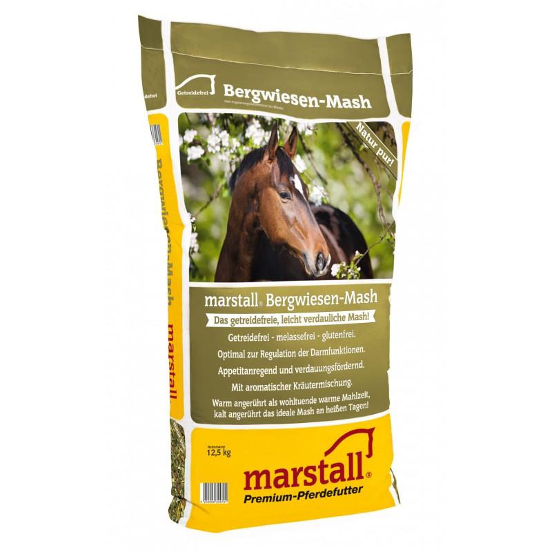 Krmivo bez obilnín Marstall Bergwiesen Mash