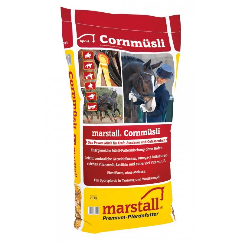 Krmivo pre športové kone Marstall Cornmüsli