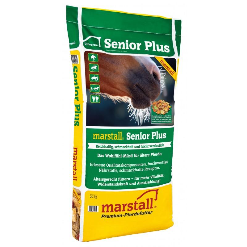 Krmivo pre staršie kone Marstall Senior Plus