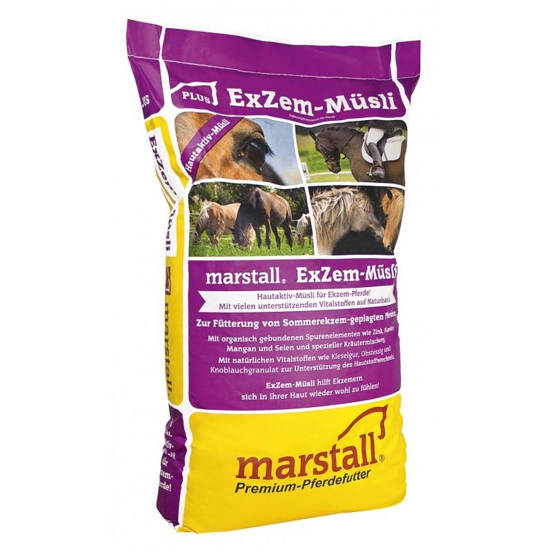 Prírodné krmivo pre koňa Marstall ExZem-Müsli