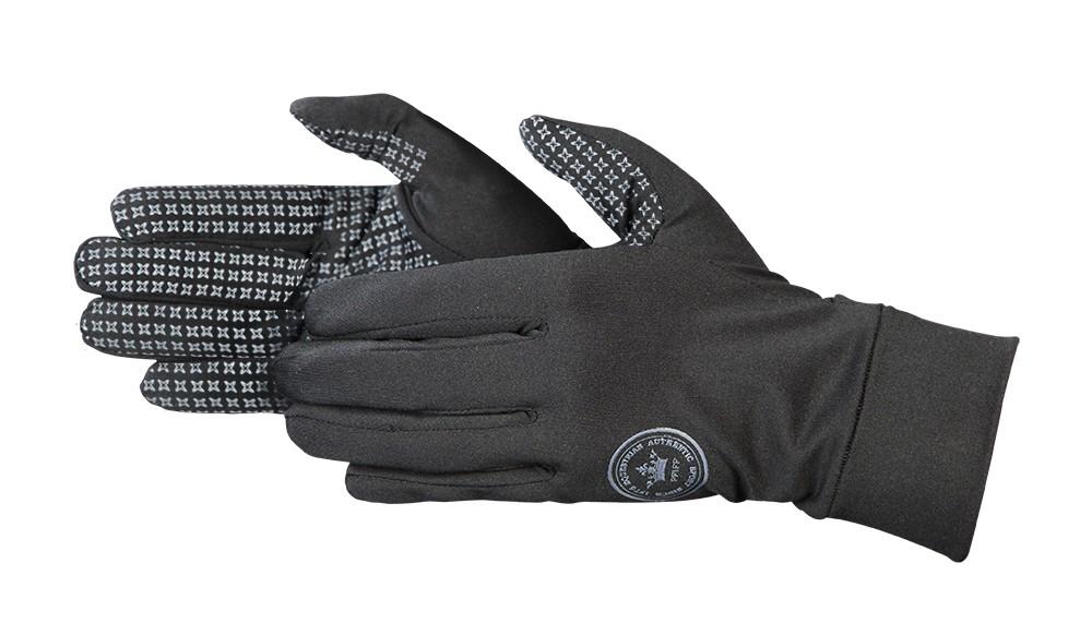 Softshellové jazdecké rukavice