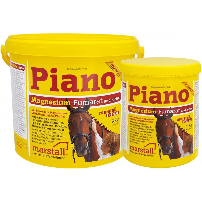 Magnézium pre kone Marstall Piano