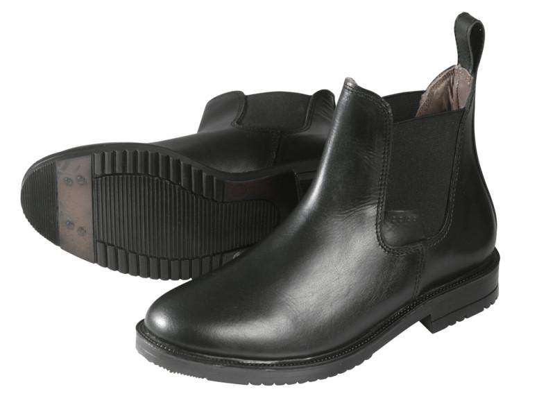 """Jazdecké topánky """"Jodhpur"""" - kožené"""