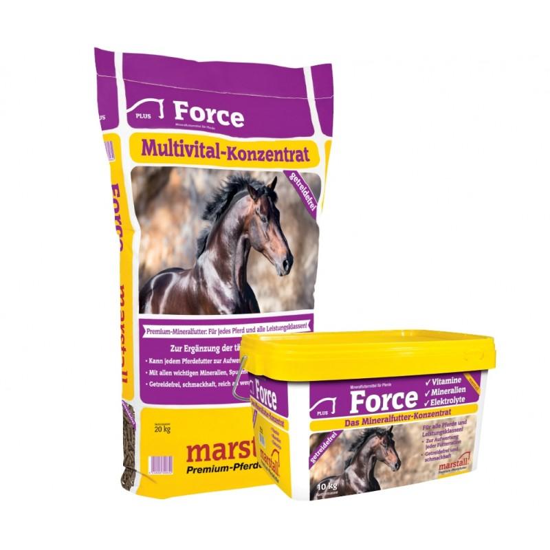 Minerálne krmivo pre koňa Marstall Force