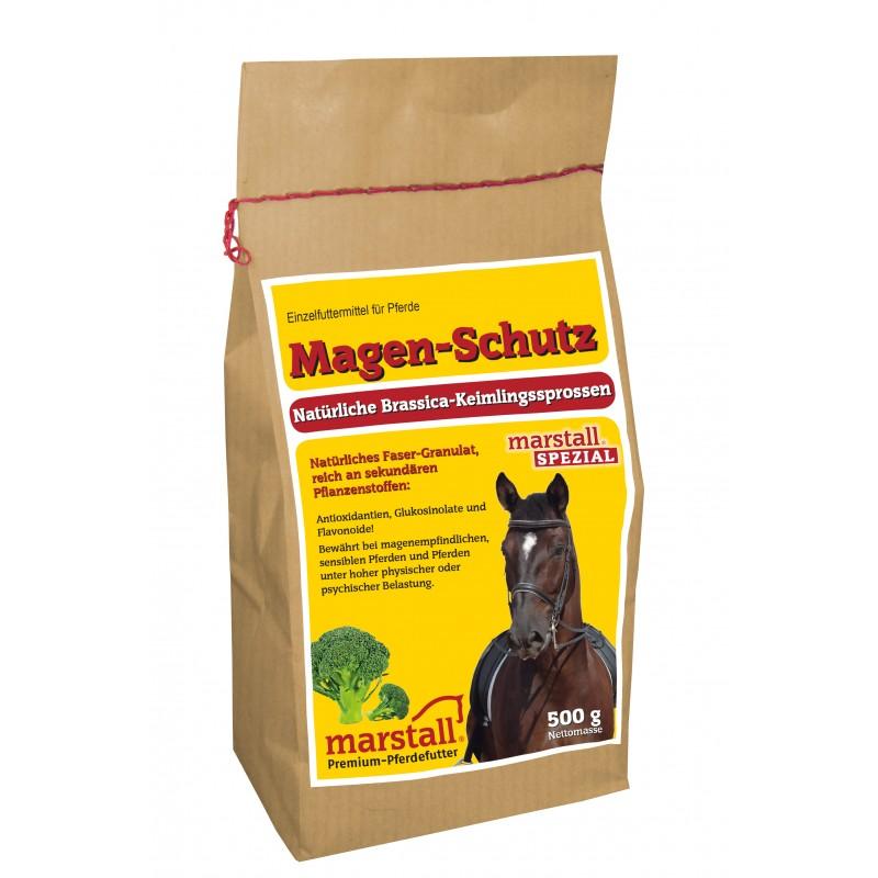 Doplnok k liečbe žalúdočných vredov Marstall Magen-Schutz