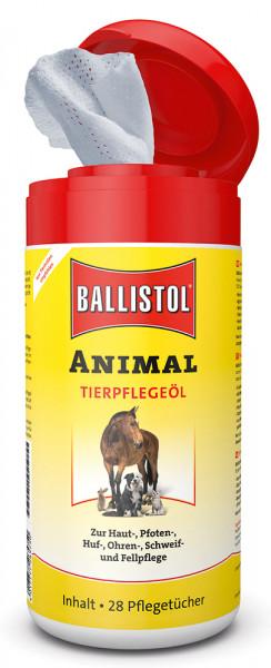BALLISTOL čistiace obrúsky pre zvieratá