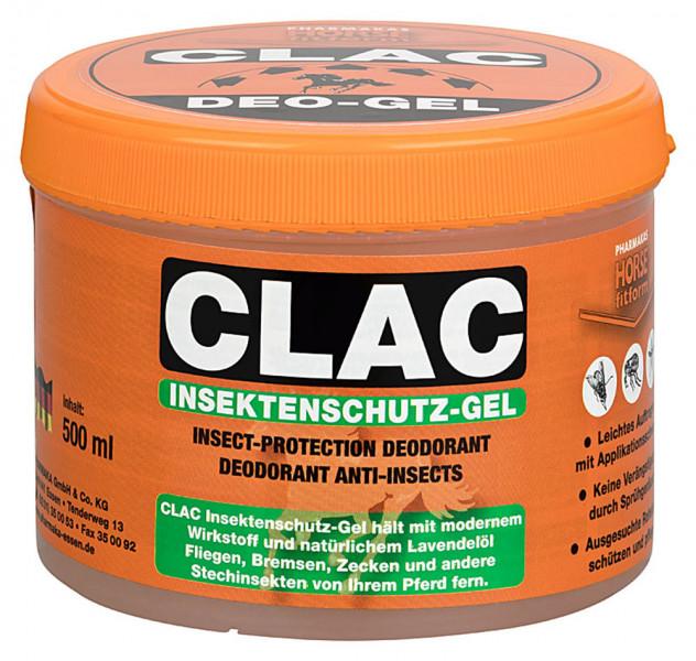 CLAC - gélový repelent