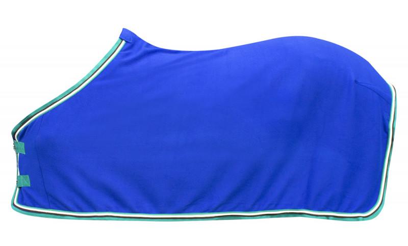 """Odpocovacia deka """"Malte"""" - modrá"""
