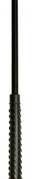 Lonžovací bič - čierny