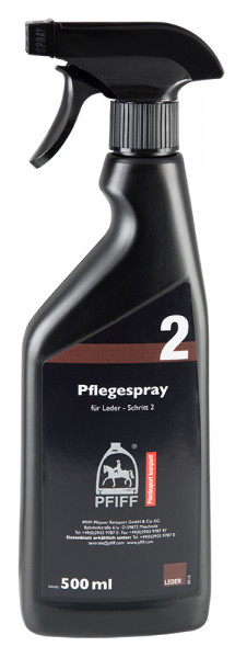 Prípravok na čistenie kože v spreji - krok 2