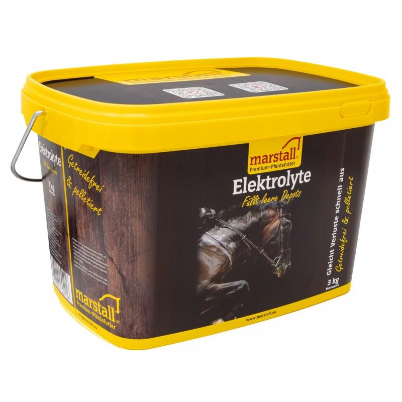 Elektrolyty pre kone Marstall