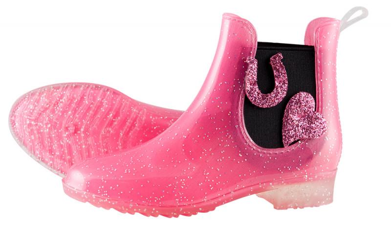 """Detské topánky """"Lucky"""" - ružové"""