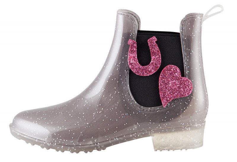 """Detské topánky """"Lucky"""" - sivé"""