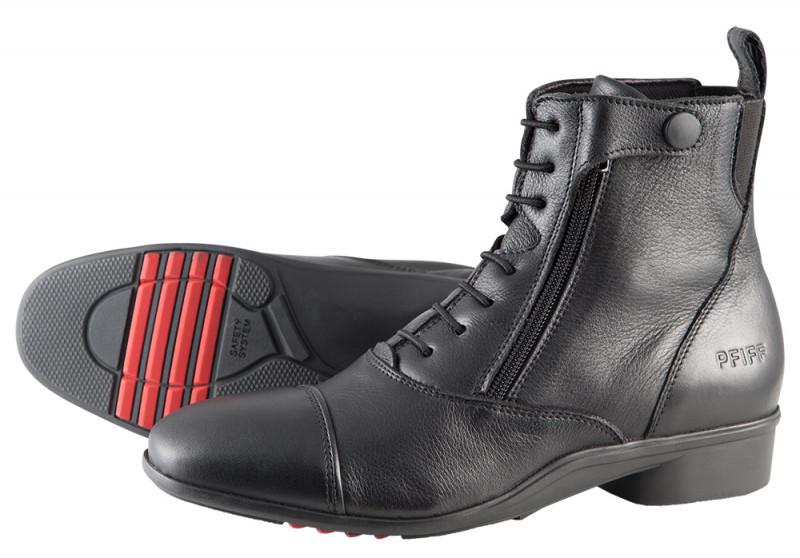 """Jazdecké topánky """"Calidad"""" - kožené"""
