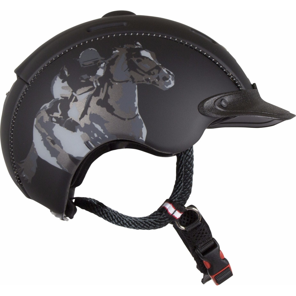Casco Choice Jockey - čierna