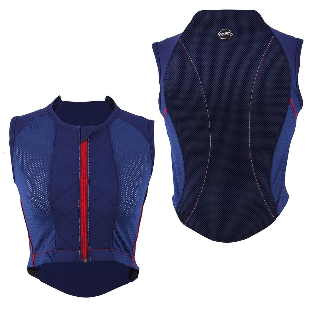 Chránič chrbta Junior - modrý