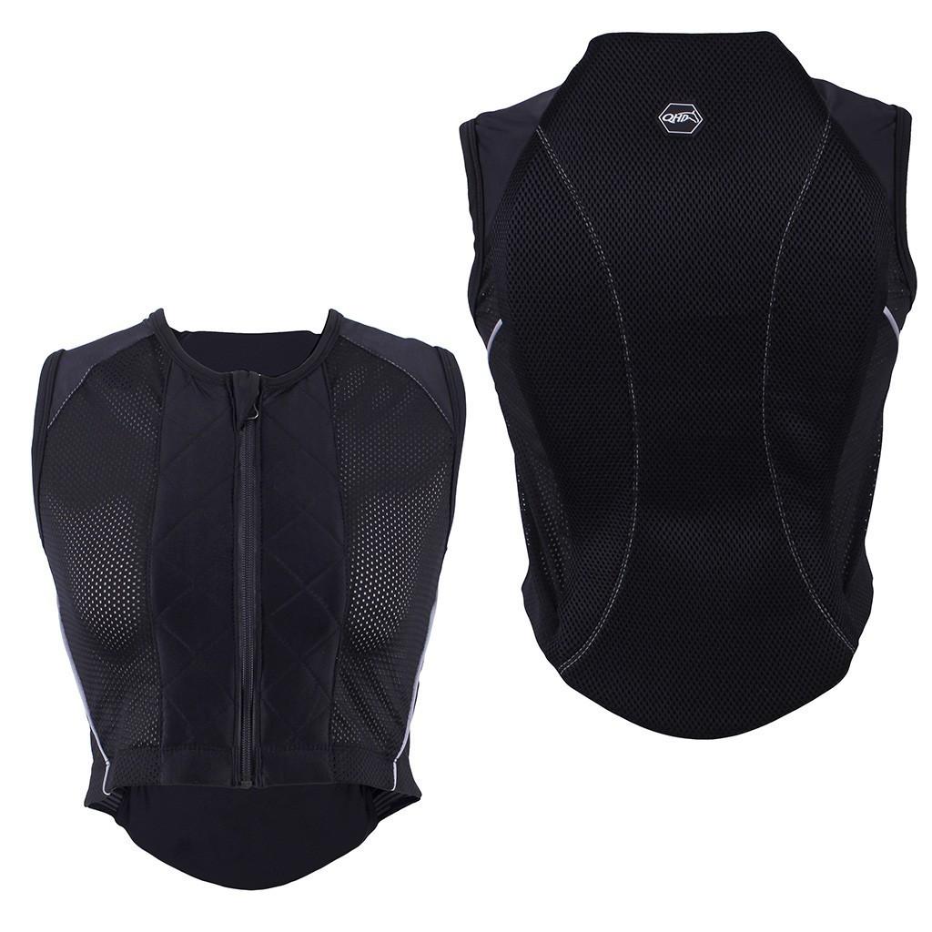Chránič chrbta QHP - čierny