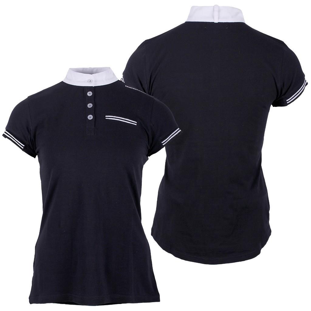 "Pretekárske tričko ""Dewi"" - čierne"