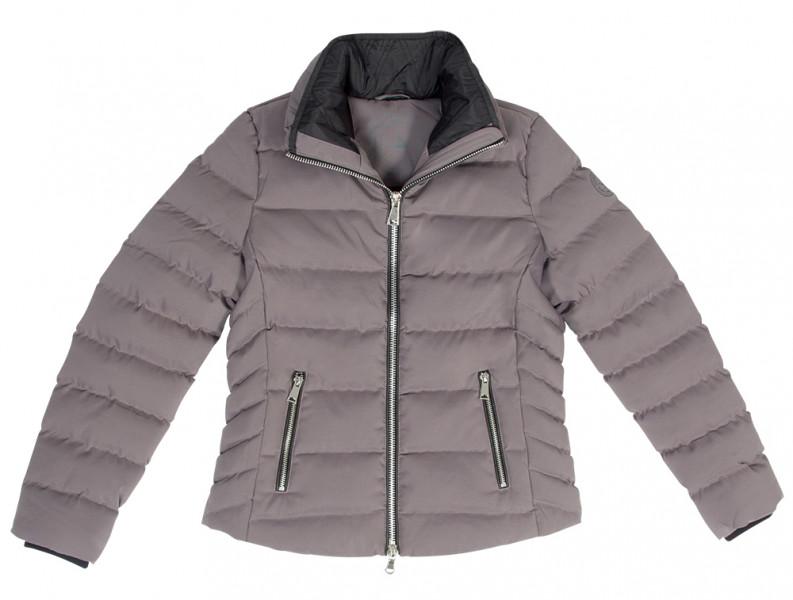 "Dámska zimná bunda ""Lyana"" - sivá"