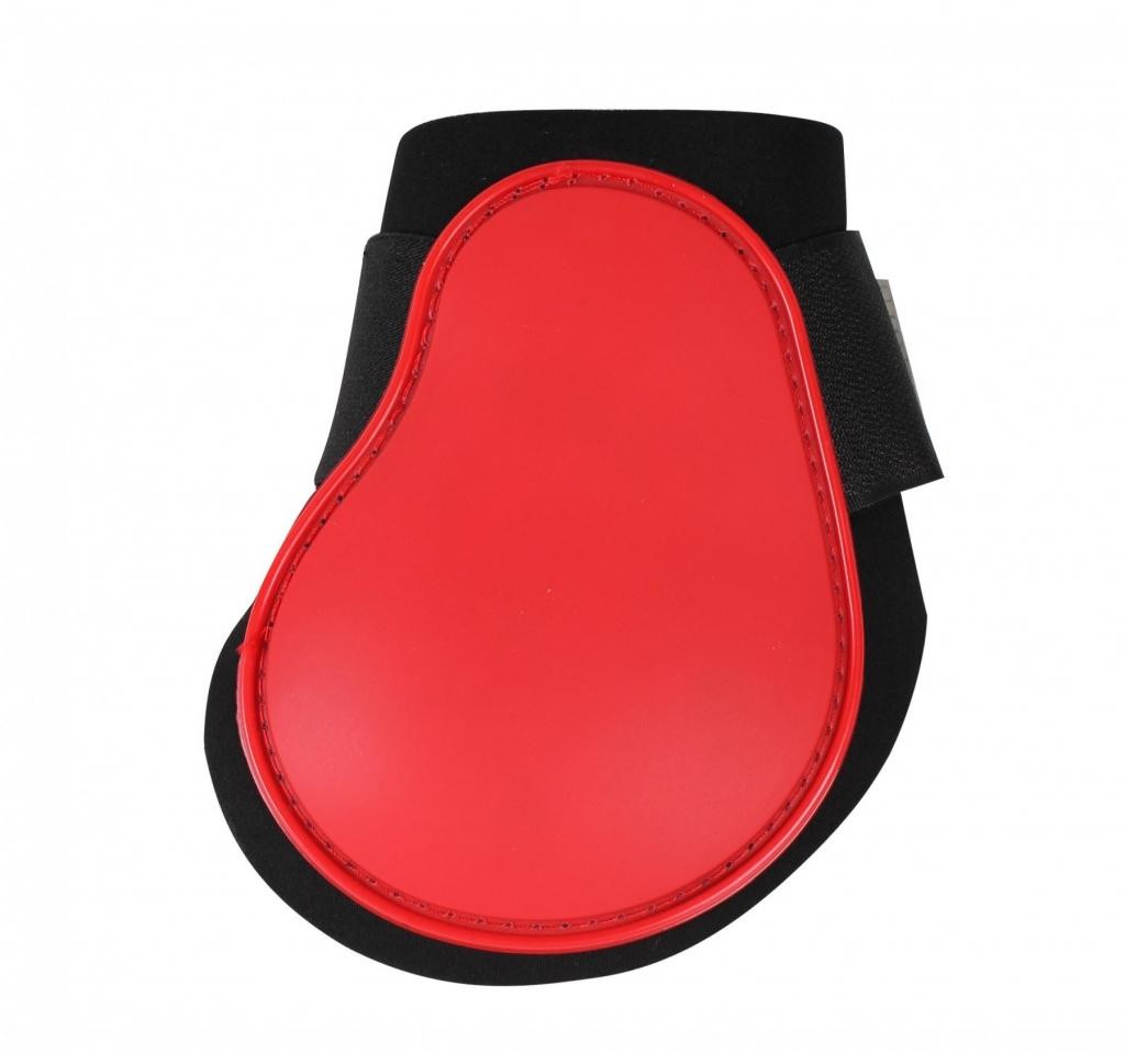 Chrániče zadné - červené
