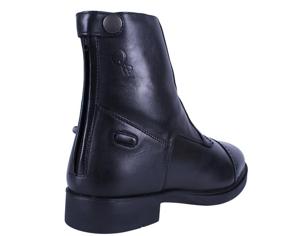 """Jazdecké topánky """"Toulouse"""" - čierne"""