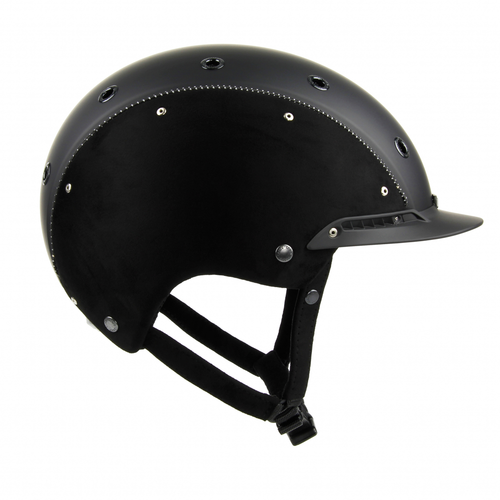 CASCO CHAMP-3 Nubuk čierna