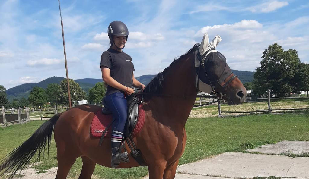 Ako vybrať správu jazdeckú prilbu
